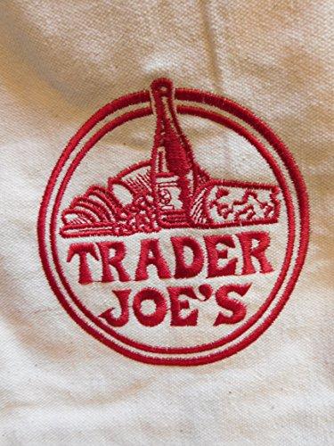 Large Trader Joe S Shopping Bag Tote Beach Bag Book Bag