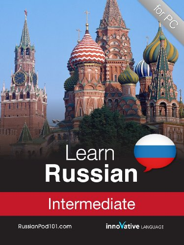 Learn Russian - Level 7: Intermediate Audio Course [Download]