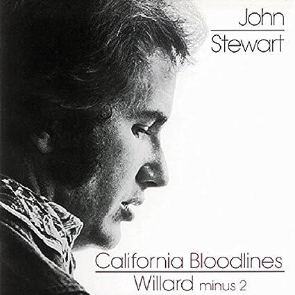 California bloodlines/Willard minus 2