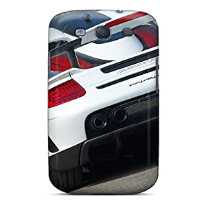 New Customized Design Porsche Carerra Gt Special Edition For Galaxy S3 Cases Comfortable For Lovers And Friends For Christmas Gifts