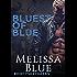 Bluest of Blue (#dirtysexygeeks Book 3)