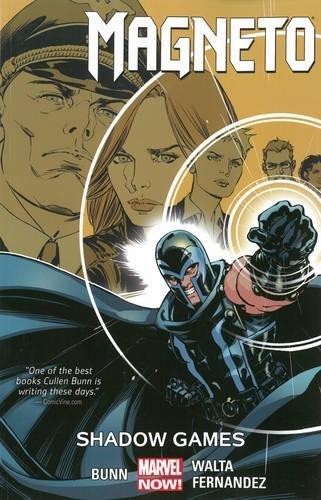(Magneto Vol. 3: Shadow Games )