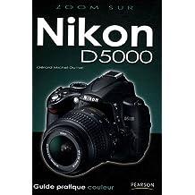 Nikon d5000 zoom sur