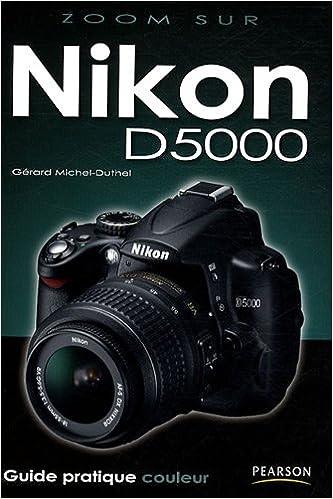 Lire Nikon D5000 epub, pdf