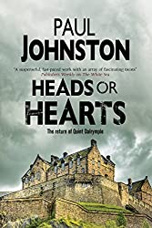Heads or Hearts: The New Quint Dalrymple Mystery (A Quint Dalrymple Mystery)