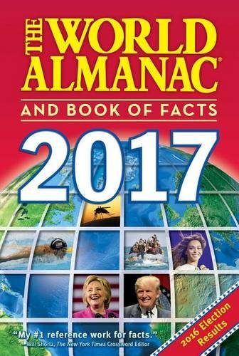 The World Almanac and Book of Facts 2017 (World Facts compare prices)