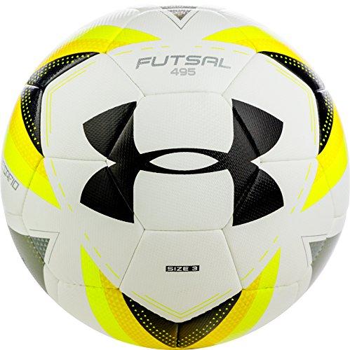 - Under Armour Desafio 495 Futsal Ball- Size 3