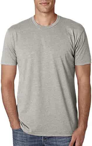 Next Level Apparel N6210 Mens Premium CVC Crew - Silk, Large