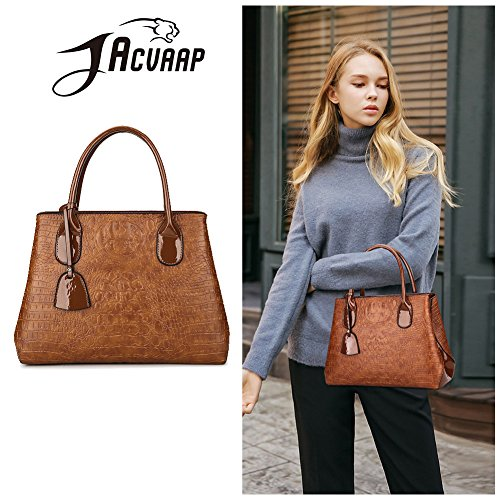 Waterproof Capacity Black Leather Jvps Lady Brown Hand New Bag Women 75 Style Women b Pu Bag Bag Large Shoulder Red Fashionable Wine Handbag Iq4Ta4wt