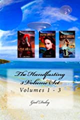 The Handfasting: volumes 1 - 3 Paperback