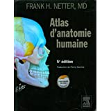 ATLAS D'ANATOMIE HUMAINE, 5E ÉD. CANADA