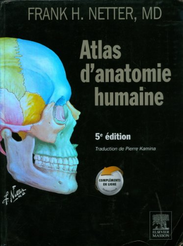Atlas d'Anatomie Humaine - Canada (French Edition)