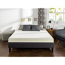 Zinus Sleep Master Ultima Comfort Memory Foam 6 Inch Mattress,Twin