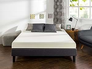 Zinus Sleep Master Ultima Comfort Memory Foam 6 Inch Mattress, Queen