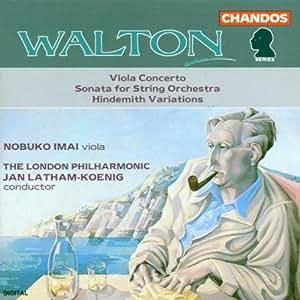 Viola Concerto/ Sonata for Str