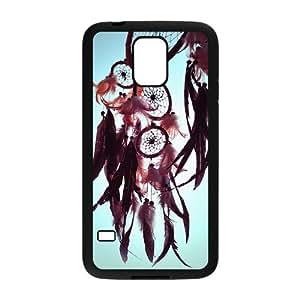 HOPPYS Customized Print Aztec Tribal Hard Skin Case For Samsung Galaxy S5 I9600
