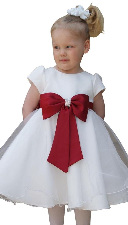 Jessidress Blumenmädchenkleid Taufekleid Babykleid Model Mimi