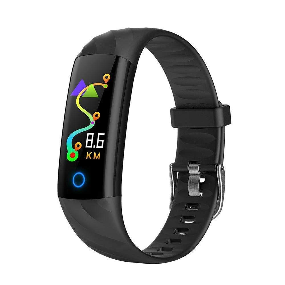 Ayans Fitness Tracker, Fitness Watch Activity Tracker with Heart Rate Monitor, Waterproof Smart Wristband with Calorie Counter, Pedometer, Sleep Blood Pressure Monitor for Kids Women Men,Android & iOS
