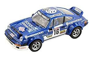 Ninco 50573. Coche Slot Porsche 911 SC Rally Kenwood