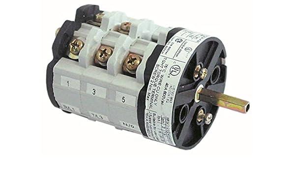 Bremas CS0327419 - Interruptor giratorio para cafetera Rancilio ...