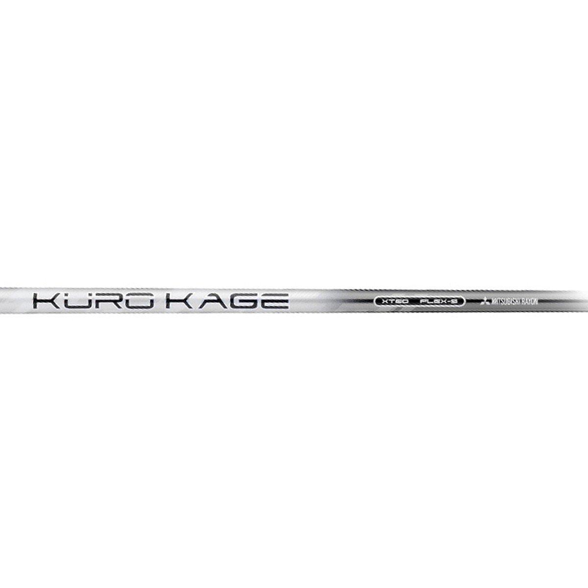 Mitsubishi-Rayon Kuro Kage XT 80 - Wood TX Shaft