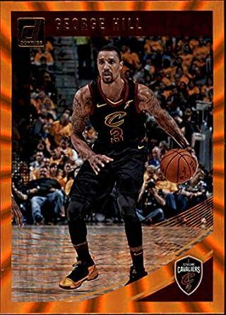 sports shoes 9c88a 2a752 Amazon.com: 2018-19 Donruss Holo Orange Laser Basketball ...