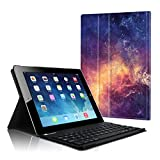 Fintie Blade X1 Keyboard Case for Apple iPad 4th Generation with Retina Display