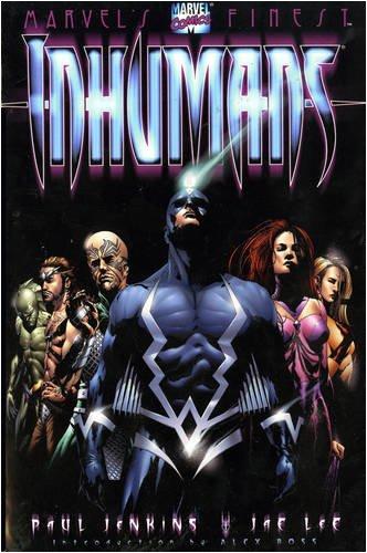 Download Inhumans ebook
