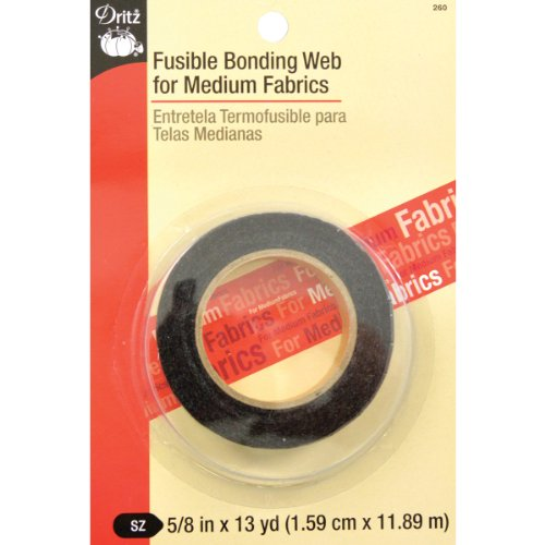 fusible-bonding-web-for-medium-fabrics-5-8x13-yards-black