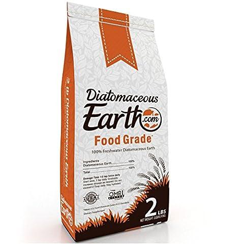 Diatomaceous Earth Food Grade 2 Lb (Food Return Policy)