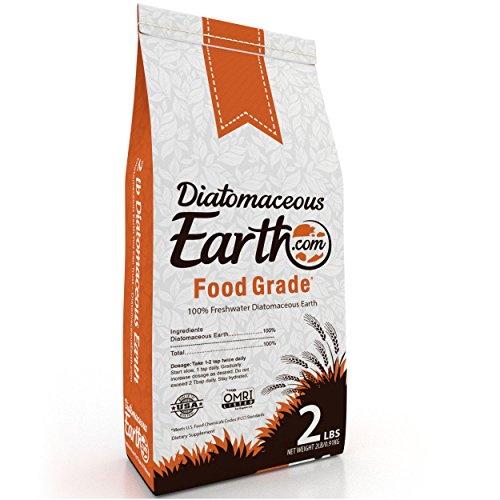 Diatomaceous Earth Food Grade 2 Lb