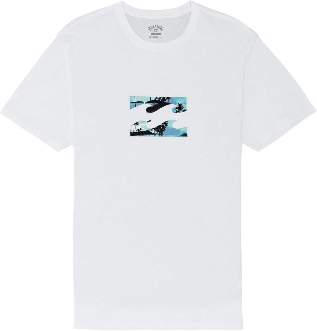 BILLABONG™ Team Wave - Camiseta de Manga Corta para Hombre Q1SS36BIF9