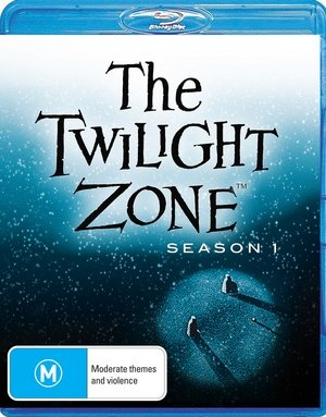 The Twilight Zone (Season 1) - 5-Disc Set ( The Twilight Zone: The Original Series ) ( The Twilight Zone - Season One ) [ Blu-Ray, Reg.A/B/C Import - Australia ]