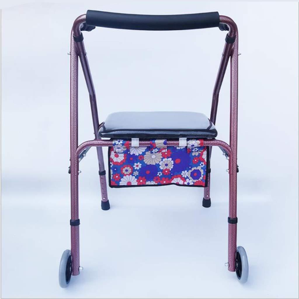 GY Walker Ancianos discapacitados de la Carretilla Caminar Ayudar ...