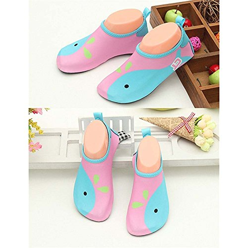 Kids for Ideal Swim Surfing Barefoot Aqua 5 Beach Style Socks Slip Pool JasmineLi Shoes Quick Dry Water Walking Shoes Anti Yoga dOWn7pqwT
