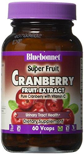 BlueBonnet Super Fruit Cranberry Supplement, 60 Count