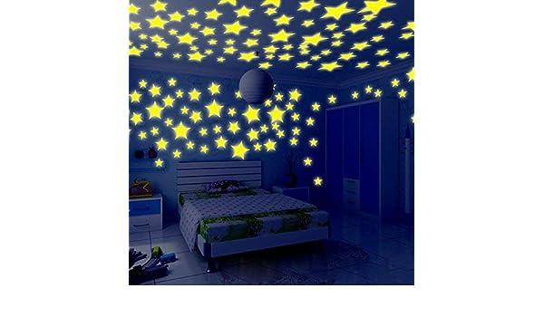 Maikouhai 100 piezas de pegatinas, atractivos niños dormitorio ...