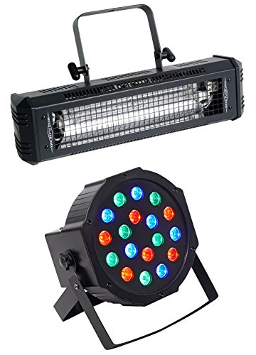 sh DMX 800w Compact DMX Strobe Light+Sound Sensor+Wash Light (Dmx 800 Watt Strobe Light)