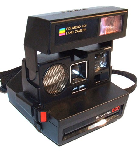 Polaroid Autofocus 660 Land Camera