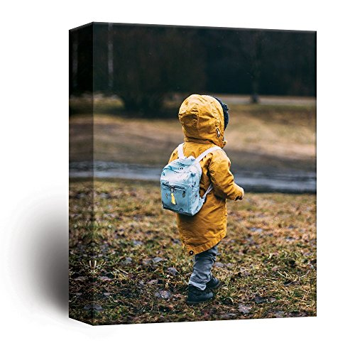 (wall26 Personalized Photo to Canvas Print Wall Art - Custom Your Photo On Canvas Wall Art - Digitally Printed (11