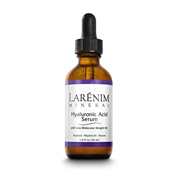 Larenim, Hyaluronic Acid Serum, 1 fl oz(pack of 1) TiZO PM Restore Photoceutical (1oz/29ml)