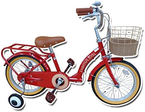 Lupinusルピナス 自転車 16インチ LP-16NKN 子供自転車 キッズバイク 100%完成車 チェリーレッド
