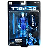 NECA Tron 2.0 action figure Mercury 6.5 inch 2003