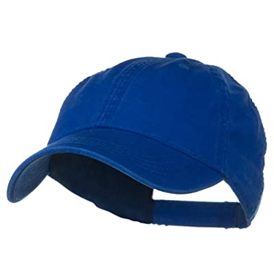 Youth Superior Garment Low Profile Cap - Royal W21S26F