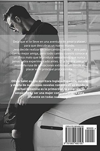 La chica que quería una aventura: Novela Romántica (Romance) (Volume 1) (Spanish Edition): Olivia Saint: 9781983480195: Amazon.com: Books