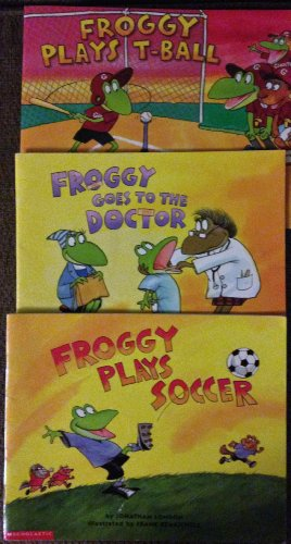 [Froggy Collection ; Box Set of 3] (Froggy Collection)