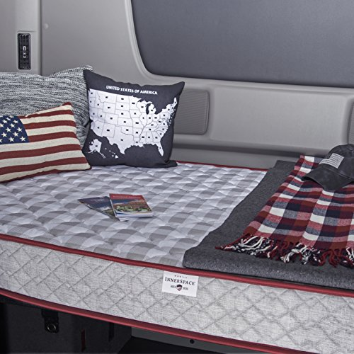 (Mobile Innerspace Truck Luxury Mattress, 48 by 75 by 6.5
