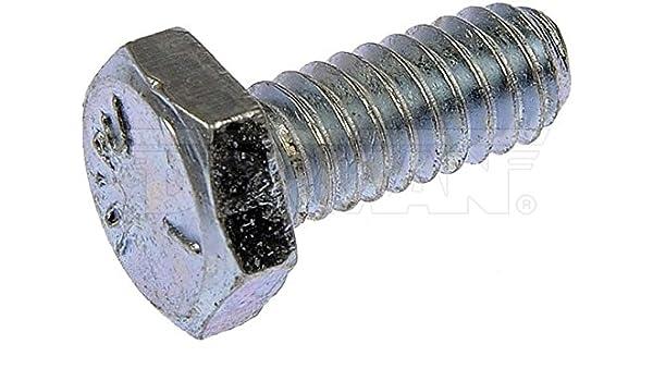Dorman 960-112 5//16-18 x 1-1//4 Grade 8 Flanged Hex Head Cap Screw