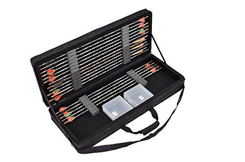 SKB Reisetasche Pfeilkoffer, schwarz, 81.3 X 30.4 X 12.7 cm, 2SKB-SC3212