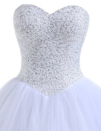 Beautyprom Robes De Mariage De Mariée De Robe De Bal Des Femmes Champange